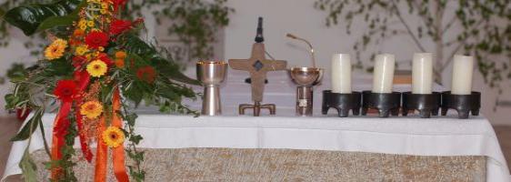 Evangelisch- Lutherische Kirchengemeinden Simbach a. Inn und Tann/Ndb.
