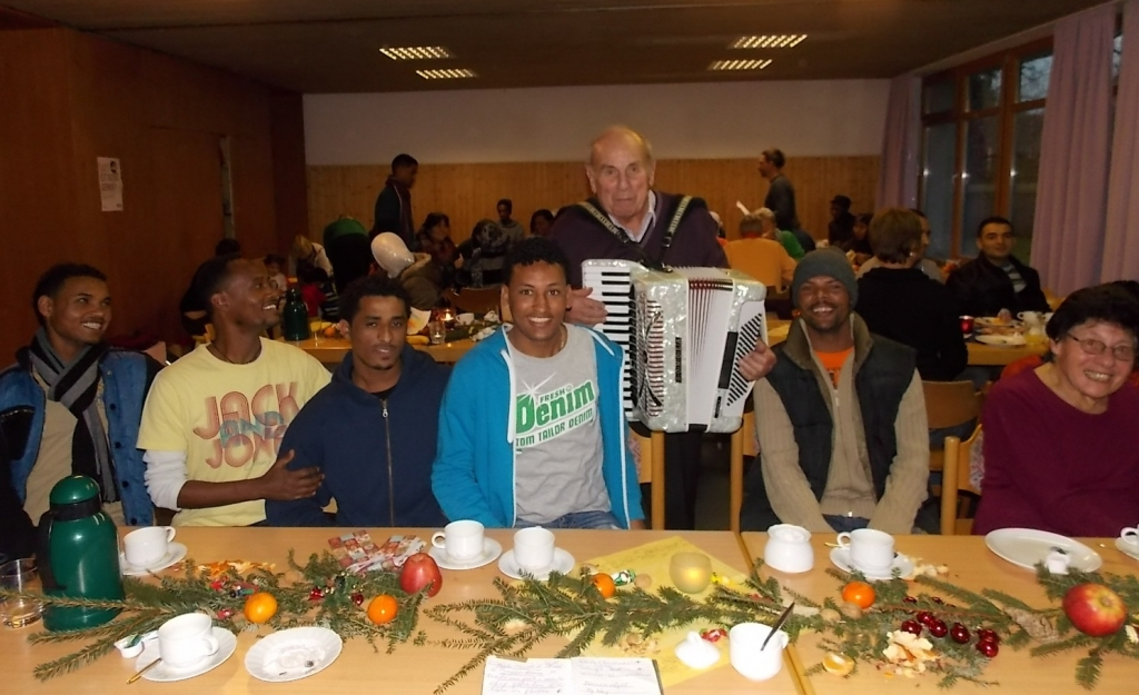 Café International - Adventfeier 2014