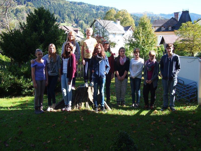 Konfifreizeit Bad Goisern September 2014