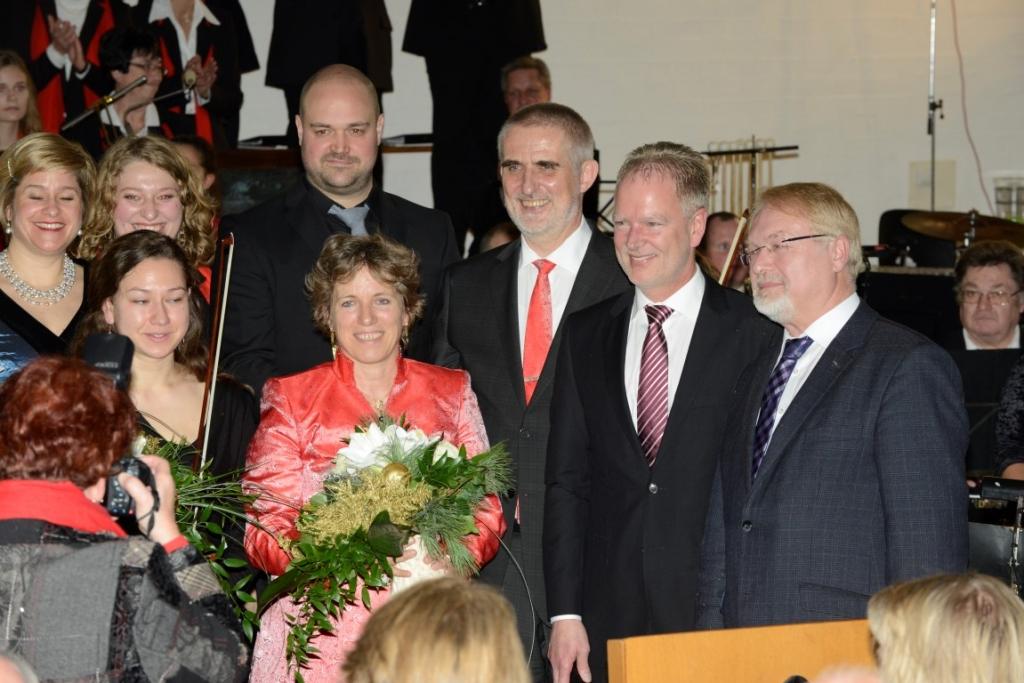 Adventskonzert 2015 Löbgesang - The very best of John Rutter